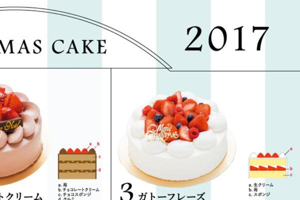 BASEL Christmas cake A4 flyer